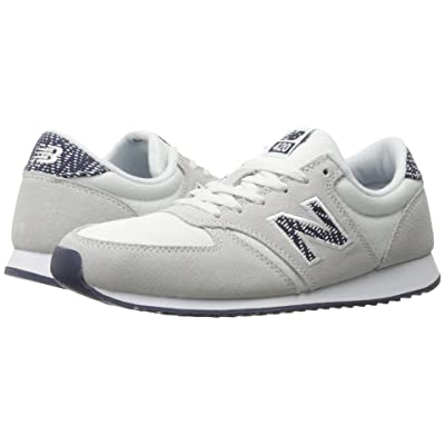 New Balance Classics WL420 Cotton Denim (Arctic Fox/Pigment) Women