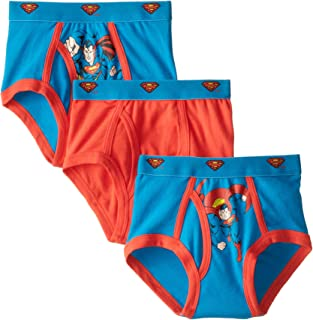Intimo Little Boys' Superman 3 Pack Brief