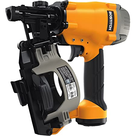 BOSTITCH Roofing Nailer, Coil, 15-Degree (BRN175A)