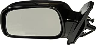 Dorman 955-1432 Driver Side Power Door Mirror for Select Toyota Models, Black