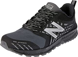New Balance Men's NITREL TRAIL Black Sneakers
