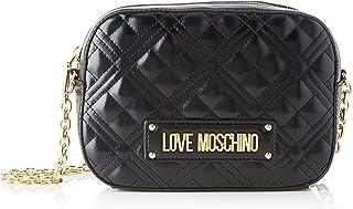 Love Moschino Damen Jc4208pp0a Kuriertasche, 22x16x6 Centimeters (W x H x L)