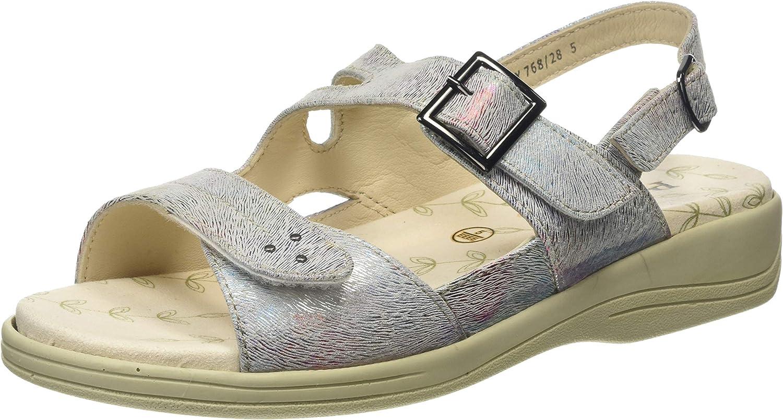 Virginia Beach Mall Padders Plus Women's Sunray quality assurance Back Sling Sandals