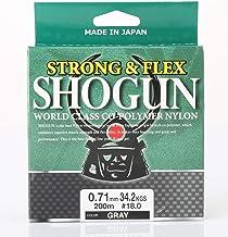 Shogun Fishing line - 5/shogun71