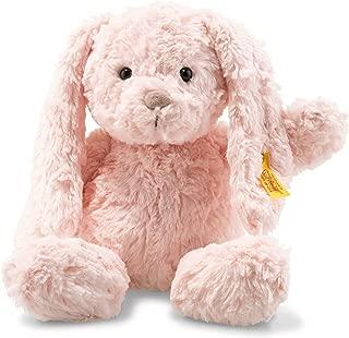 Steiff Soft Cuddly Friends Tilda Bunny Rabbit, Pink, 11 Inches