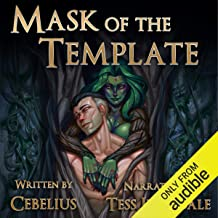 Mask of the Template: A Monster Girl Harem Fantasy: Celestine Chronicles Series, Book 1