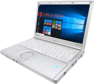 【Microsoft Office 2016搭載】【Win 10搭載】Panasonic CF-NX4/第五世代Core i3-5010U 2.1GHz/新品メモリー:8GB/新品SSD:240GB/12インチワイド液晶/無線搭載/Blueto...