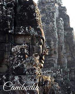 Cambodia: Vacation Log Book, Road Trip Planner, Budget Planner, Expense Tracker, Itineraries, Memory Keepsake