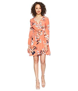 Duchess Wrap Dress