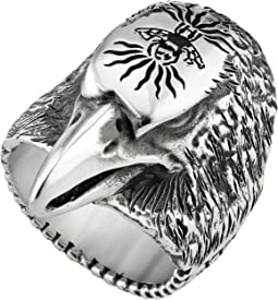 Gucci Anger Forest Eagle Ring