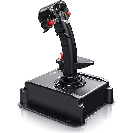 Speedlink Phantom Hawk Flight Stick Joystick Für Pc Computer Zubehör
