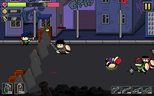 『Pixel Gang Clash』のトップ画像