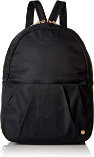 Citysafe CX anti-theft convertible backpack Bolso bandolera, 34 cm, 8 liters, Negro (Black 100)