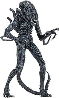 "Alien- 7"" Scale Action Figures - Ultimate Warrior - (1986) Blue Alien"
