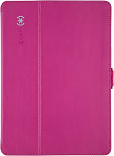 Speck Products StyleFolio Case and Stand for Samsung Galaxy Tab S 10.5, Fuchsia Pink/Nickel Gray