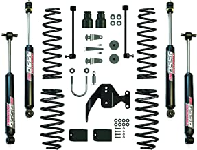 "Teraflex 1251002 JK 2-Door 2.5"" Lift Kit w/ 9550 VSS Shocks"