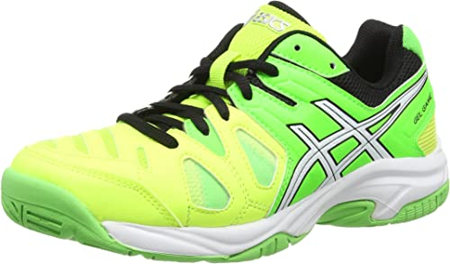 ASICS Gel-Game 5 GS, Chaussures de Tennis Mixte Adulte