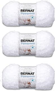 Bernat Bulk Buy Pipsqueak Yarn (3-Pack) Whitey White 162059-59005