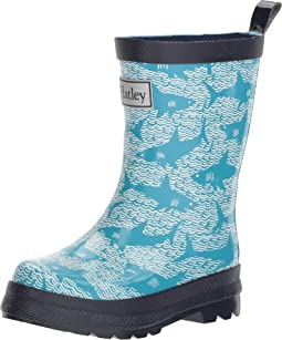 Shark Alley Rain Boots (Toddler/Little Kid)