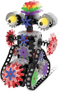 The Learning Journey - Techno Gears - Rockin Rover - 80+ Pieces - Kid Toys & Gifts for Boys & Girls Ages 6 Years and Up - ...