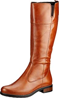 Tamaris Damen 1-1-25542-25 Kniehohe Stiefel Klassisch