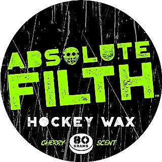 Absolute Filth - Hockey Wax - Premium Hockey Stick Wax for Maximum Grip & Protection