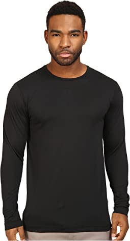 Premium Jersey Knit Long Sleeve Tee