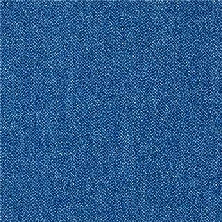 CS-10-Denim Combed Cotton Fabric Denim Blue Fabric Solid Cotton Fabric by Andover Century Solids Pure Solids Denim color