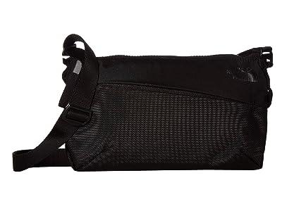 The North Face Electra Tote Small (TNF Black/TNF Black) Tote Handbags