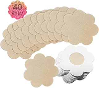 40 Pairs Nipple Breast Covers, Sexy Breast Pasties...