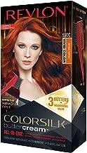 Revlon Colorsilk Buttercream Hair Dye, Vivid Intense Copper, Pack of 1