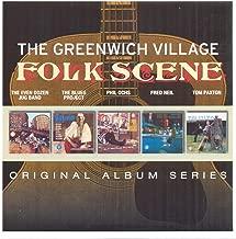 Greenwich Village Folk Scene / Various