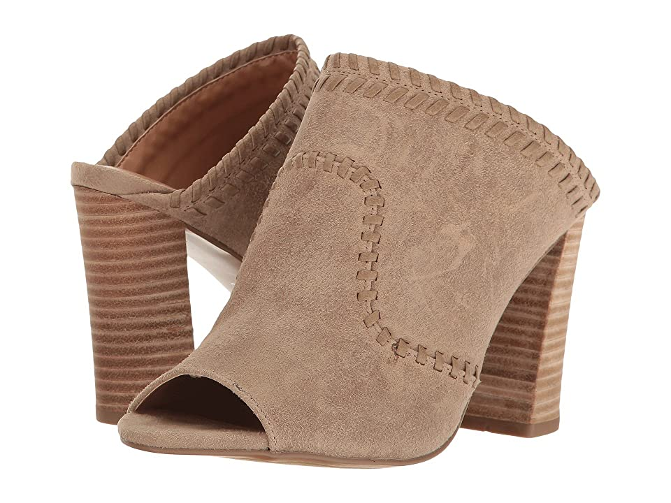 Report Marlo (Taupe) High Heels
