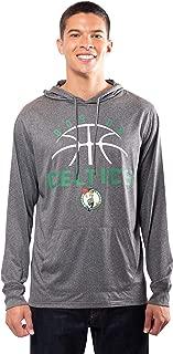 NBA Men's Super Soft Lightweight Pullover Hoodie Sweatshirt