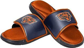 FOCO Men's Deluxe Foam Sport Shower Slide Flip Flop Sandals