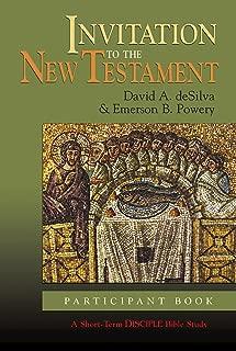 Invitation to the New Testament: Participant Book (A Short-term DISCIPLE Bible Study)