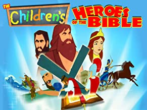 The Children's Heroes of the Bible - Season 1