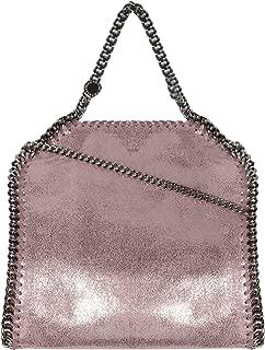 Luxury Fashion | Stella Mccartney Womens 371223W90566553 Pink Handbag | Fall Winter 19