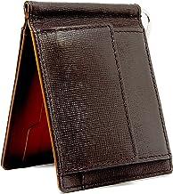 Eredità(エレディータ) マネークリップ 小銭入れ付き 革 旅行 財布 メンズ 本革 日本製 全3色 MC01