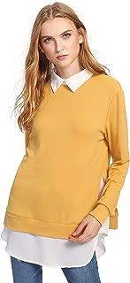 mustard yellow jumper womens