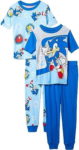 Sonic™ Step It Up Four-Piece Set (Little Kids/Big Kids)
