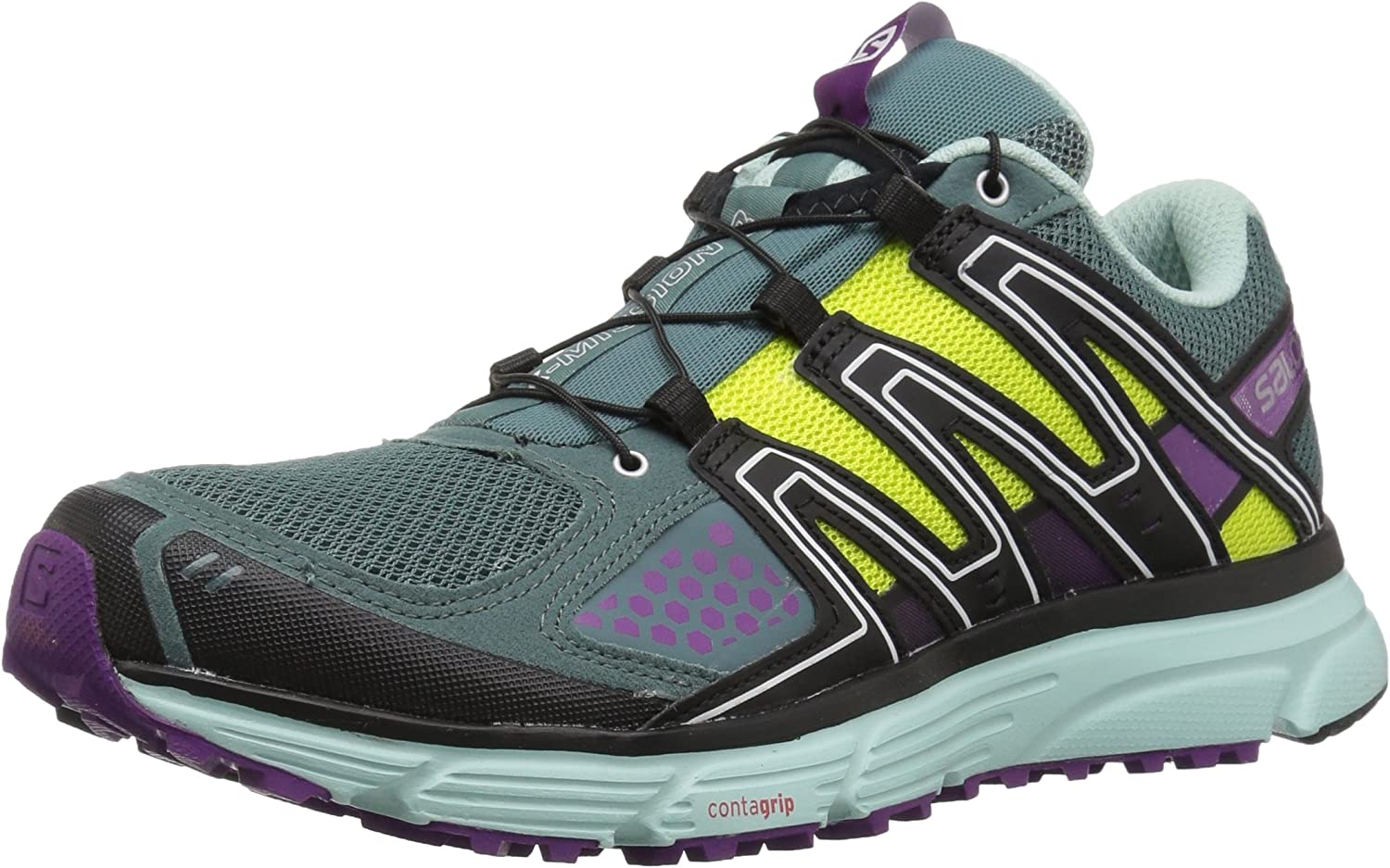 SALOMON Women's X-Mission 3 W Trail