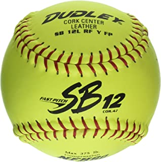 Dudley NFHS SB 12 Fastpitch Softball-12Pack