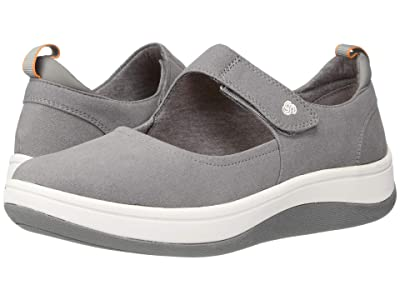 Clarks Arla Air (Grey Textile) Women