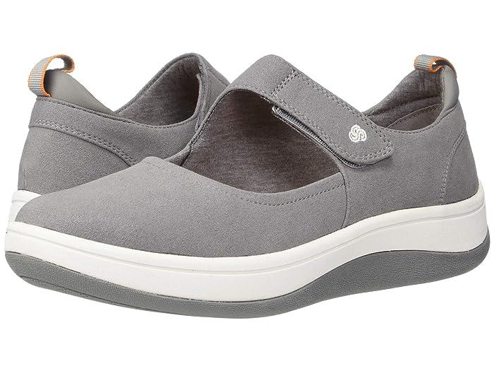 Clarks  Arla Air (Grey Textile) Womens  Shoes