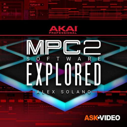 Akai MPC 2 Software 101: MPC 2 Software Explored (Best Midi Sequencer For Windows)
