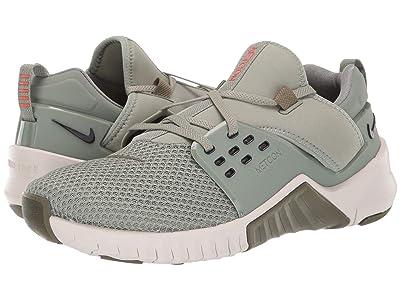 Nike Free Metcon 2 (Jade Stone/Black/Medium Olive) Men