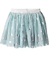 Stella McCartney Kids - Honey Tulle Skirt with Metallic Daisy Print (Toddler/Little Kids/Big Kids)