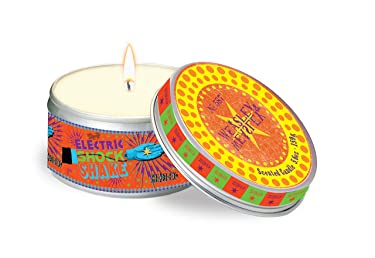 Harry Potter: Weasley's Wizard Wheezes Scented Candle: 5.6 oz: Large, Cinnamon