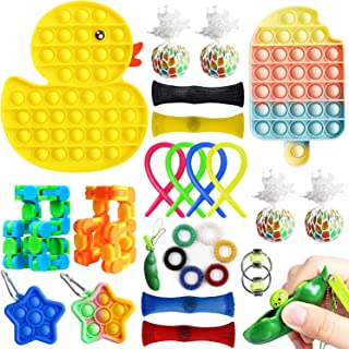 Aribicora 25 Pack Fidget Set Toy for Adults, Cool Things...